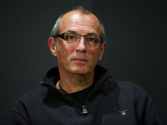 Artist Dave Gibbons, Britain's first comics laureate (Getty) - 16-DaveGibbons-Get