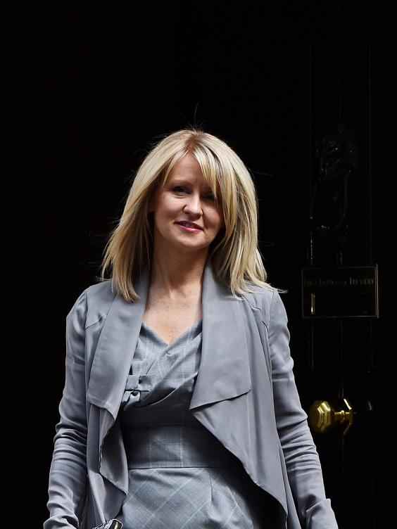 esther mcvey - photo #4