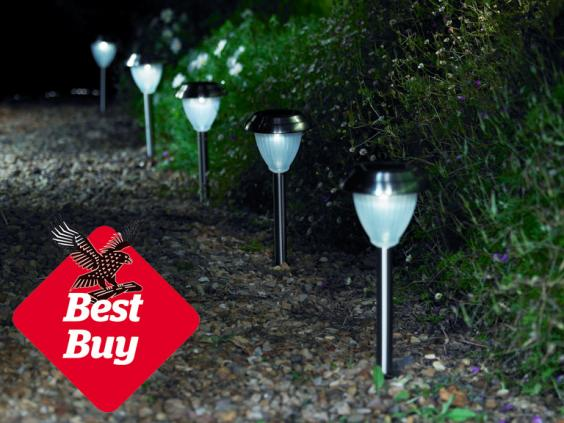 best solar powered lights house garden extras the