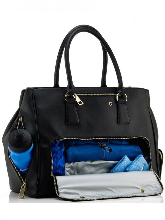 8 best gym bags for women outdoor activity extras the independent. Black Bedroom Furniture Sets. Home Design Ideas