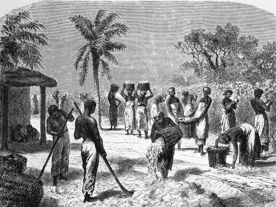 the central role of slavery in the history of the united states African slaves were introduced to the comprised all or parts of the present day states of new york social studies us history teacher notes.