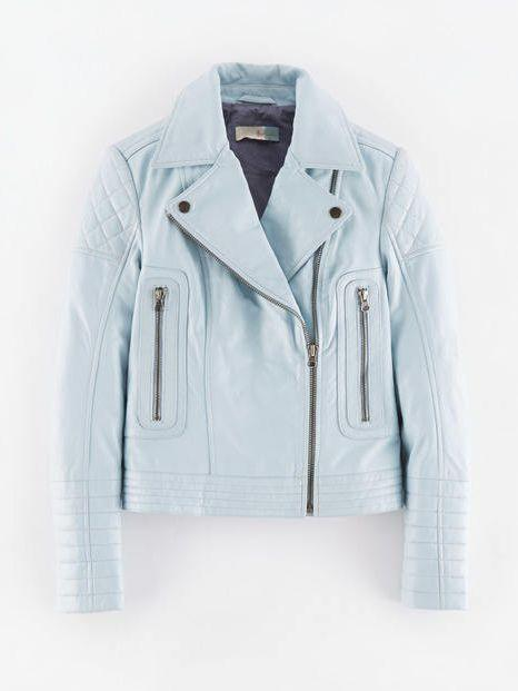 12 best leather jackets fashion beauty extras the for Boden quilted jacket