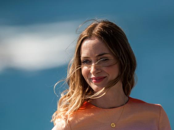 Emily Blunt interview:...