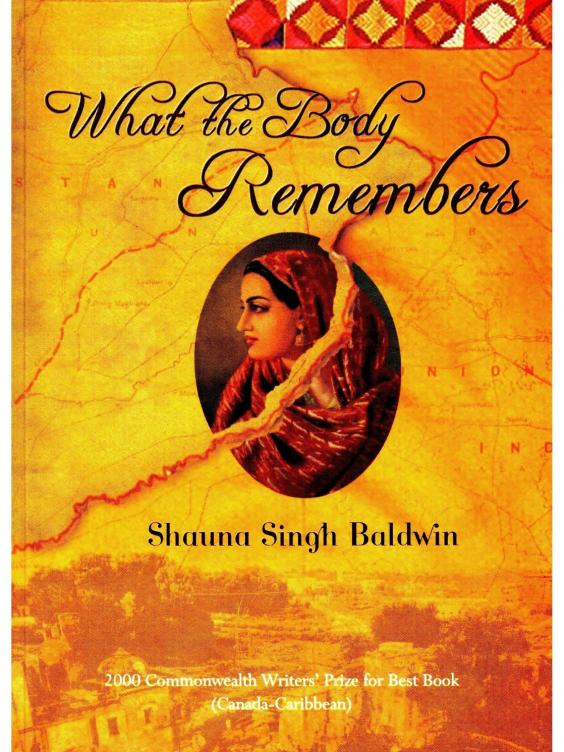 devika by shauna singh baldwin What are some best indian english books to read update cancel what the body remembers by shauna singh baldwin: devika dinesh.