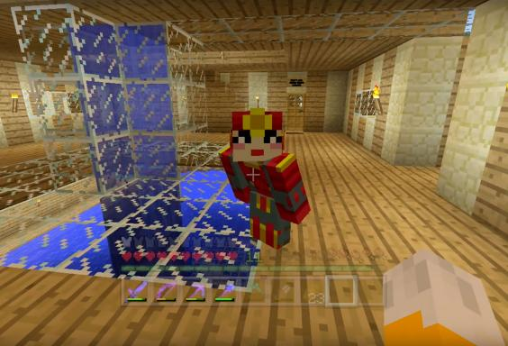 Minecraft Stampy Cat Building His House