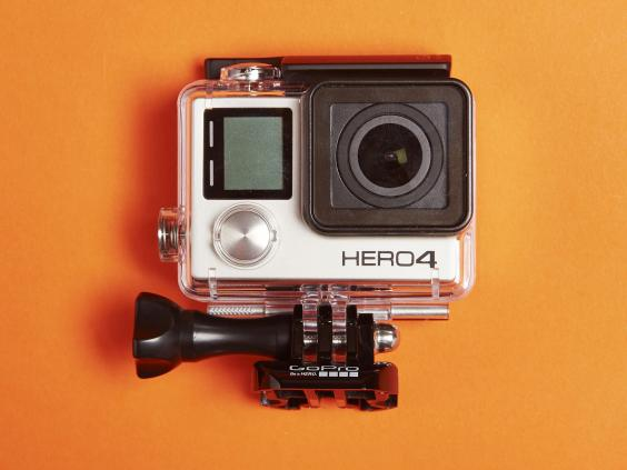 Hero4 Waterproof Camcorder