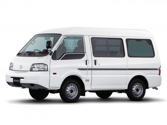 five best second hand japanese vans from the mitsubishi. Black Bedroom Furniture Sets. Home Design Ideas