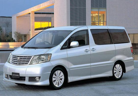 Five best second-hand Japanese vans: From the Mitsubishi ...