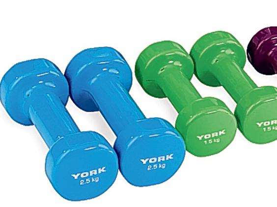 York Vinyl Fitbell Kit in a Case.jpg