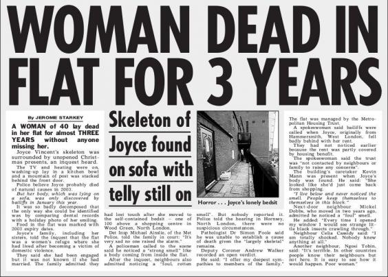 The story received press attention with this article in the sun