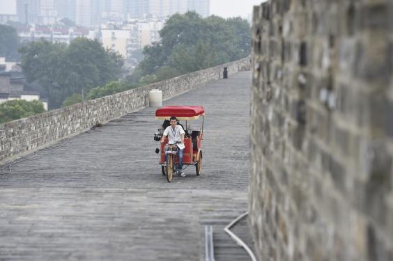 Nanjing-china-rickshaw