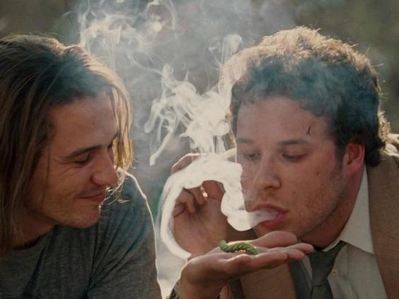What actors are actually smoking and snorting in movies ...