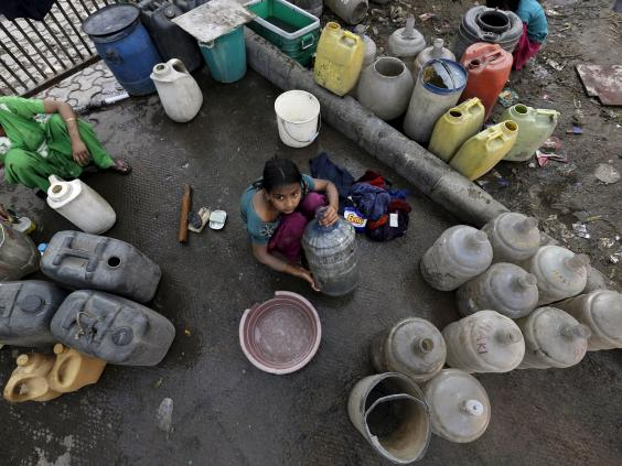 Deadly north India protests lead to New Delhi water shortage