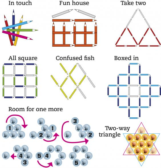 dk games math puzzles instructions
