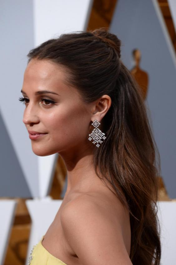 Hairstyles Red Carpet : Oscars 2016: Best hairstyles on the red carpet The Independent