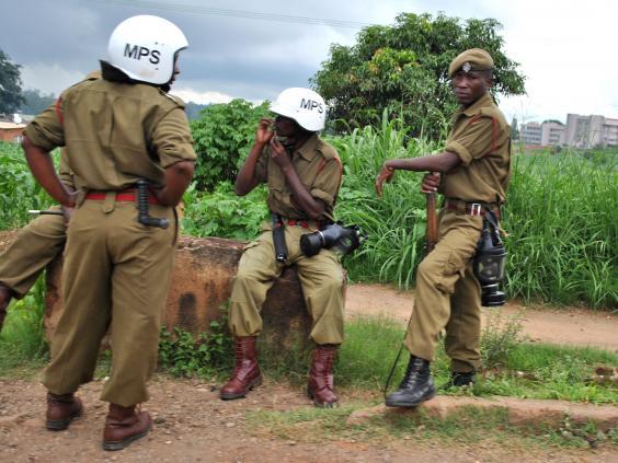 malawi-police