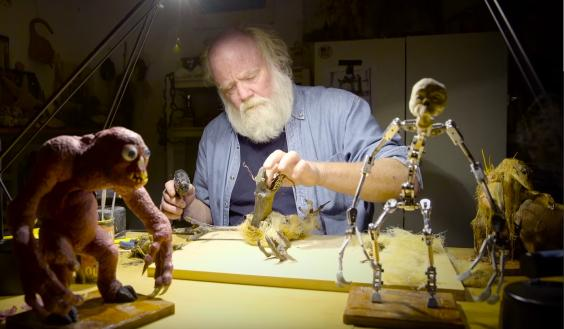 """an introduction to the life and creations of phil tippett """"my life in monsters"""" is a 22-minute documentary by vice that chronicles the life work of oscar-winning star wars and jurassic park stop-motion animator phil tippett."""