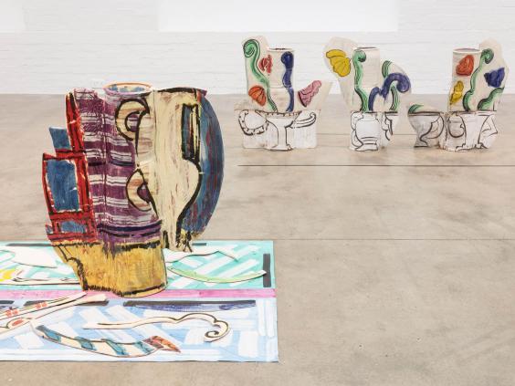 فنّانو النحت والرسم على السيراميك يعتبرون الفخّار مادة طيّعة وودودة وساحرة