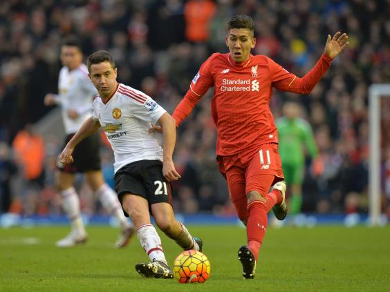 Manchester United vs Liverpool: Daley Blind and Ander Herrera missing from Europa League clash