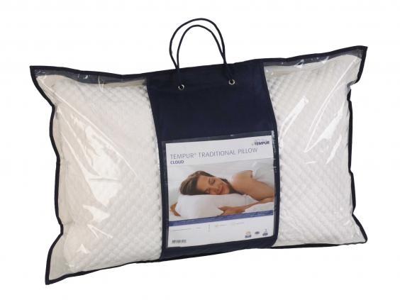 Tempur Traditional Pillow John Lewis : 15 best pillows House & Garden Extras The Independent