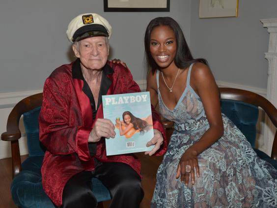 playboy-hugh-hefner-Eugena-Washington.jpg