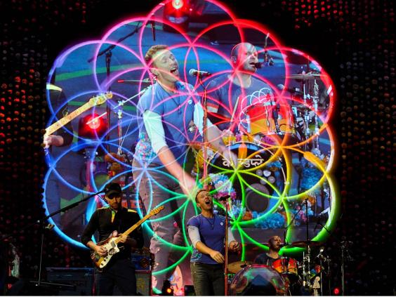 Coldplay Tour  Review
