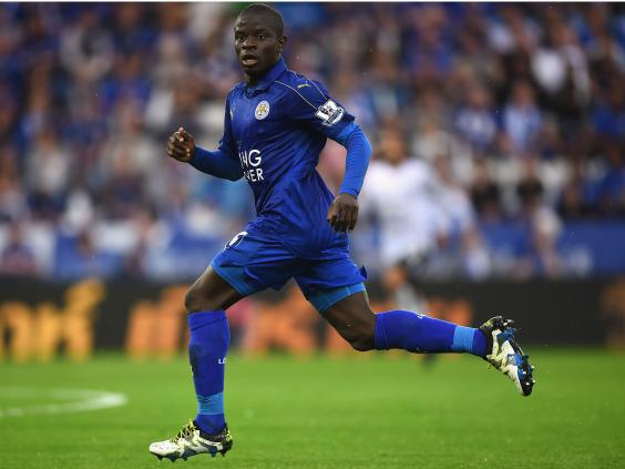 Leicester City accept Chelsea's transfer fee for N'Golo Kante