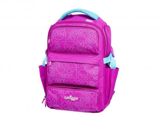 Ergonomic bags for school - Smiggle Premium Pocket Backpack 163 45 Smiggle