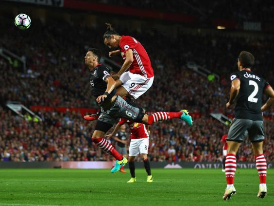 Manchester United's Zlatan Ibrahimovic reveals title