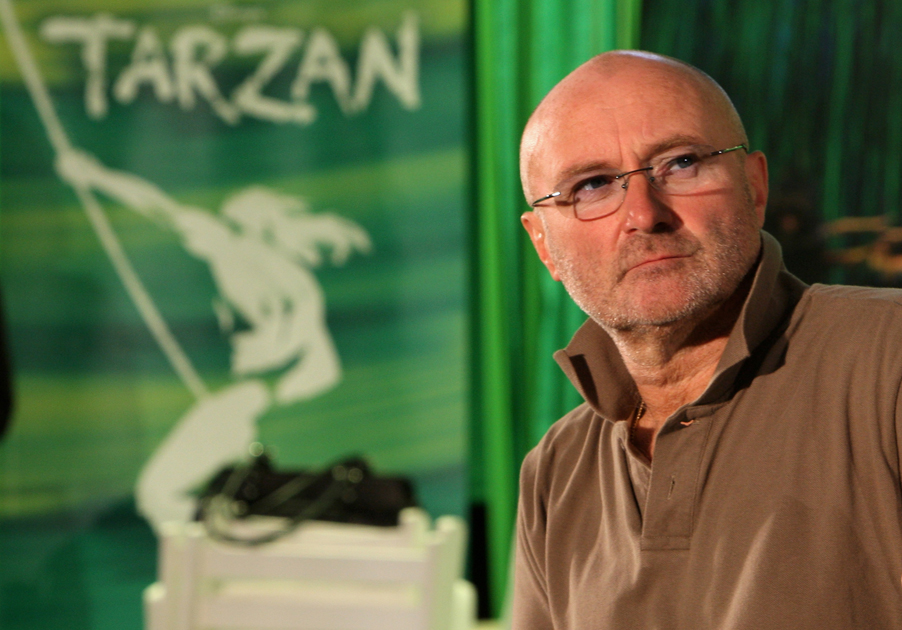 Phil Collins discusses health problems: 'I can barely hold a drumstick'