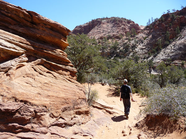 32-year-old hiker dies from heat exhaustion at Zion National Park