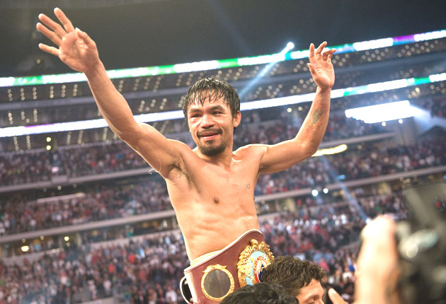 Five fights that shaped Manny Pacquiao's brilliant boxing legacy