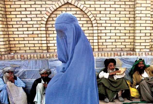For Afghan women, the return of the Taliban is not about politics – it's about life or death