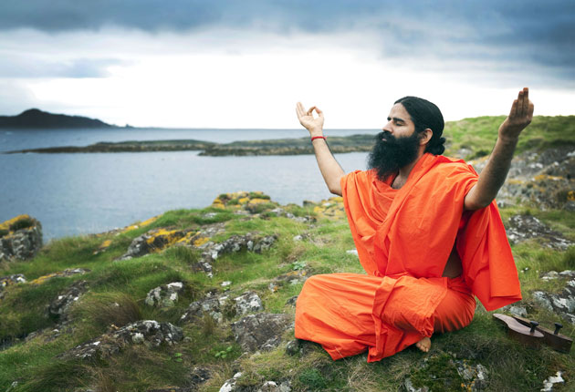 Ramdev: India's most famous yoga guru clashes with medical community over Covid claims