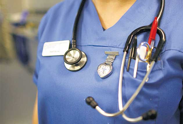 Nurses should have their job title protected in law, ministers told