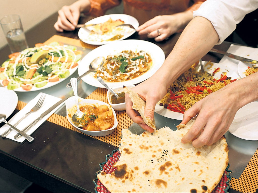 Culinary crossroads afghan cuisine blends its neighbours for Ariana afghan cuisine