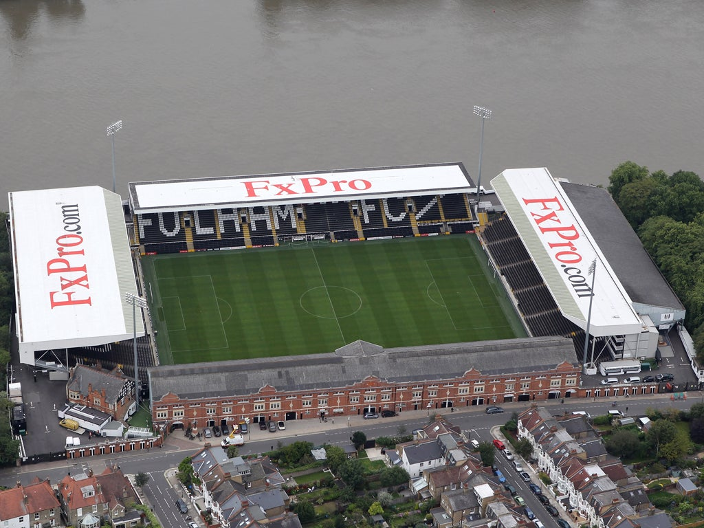 Fulham granted permission to expand Craven Cottage | The ...