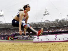Paralympian Stef Reid: Sport transformed my life – I want the same for all young women