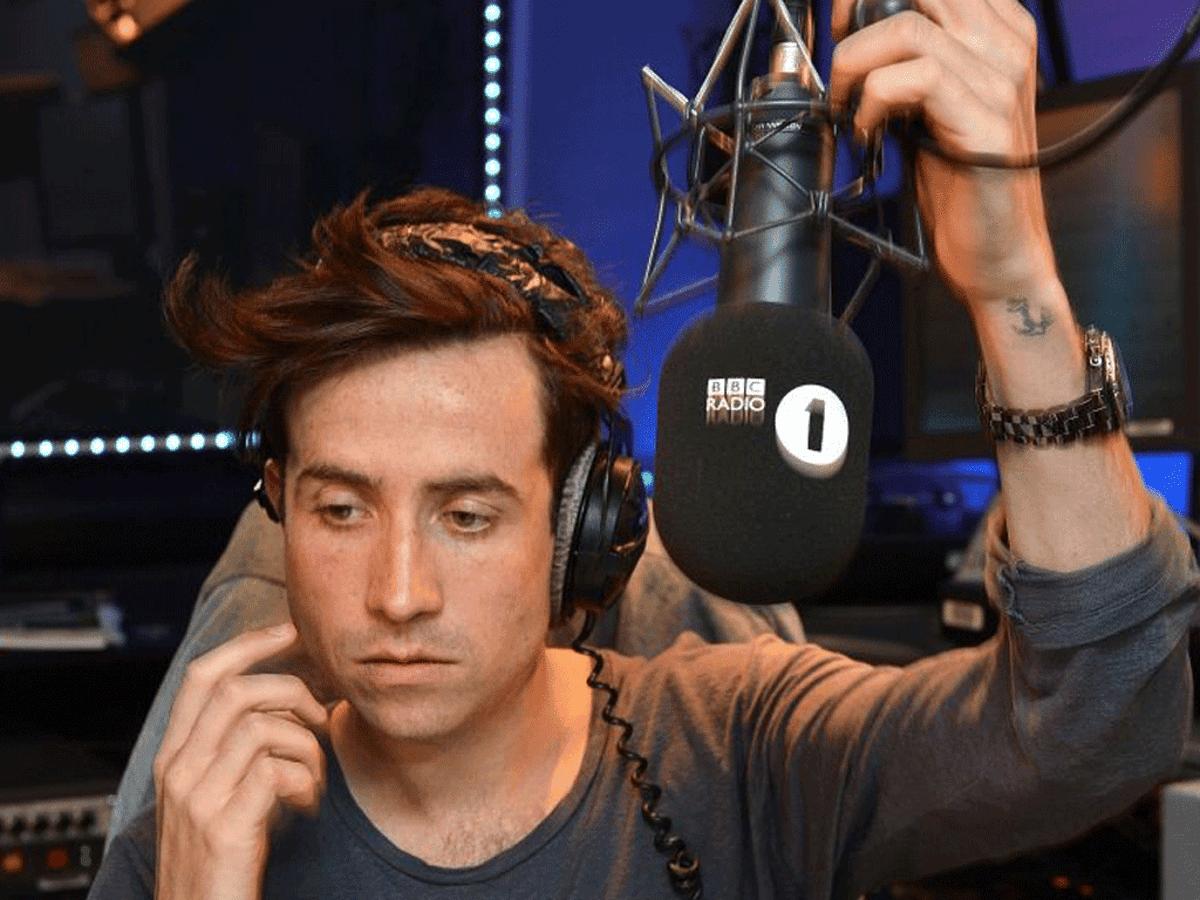 Nick Grimshaw quits BBC Radio 1 after 14 years