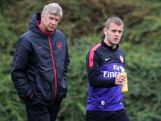 Arsene Wenger feels 'very responsible' for Jack Wilshere and Aaron Ramsey's injuries