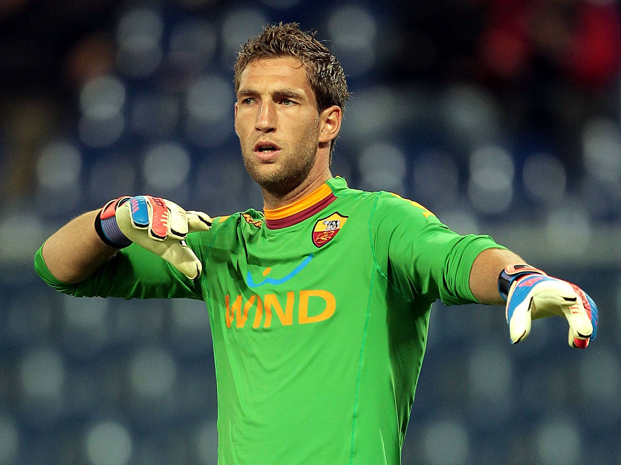 Maarten Stekelenburg Maarten Stekelenburg claims loan move to Fulham fell