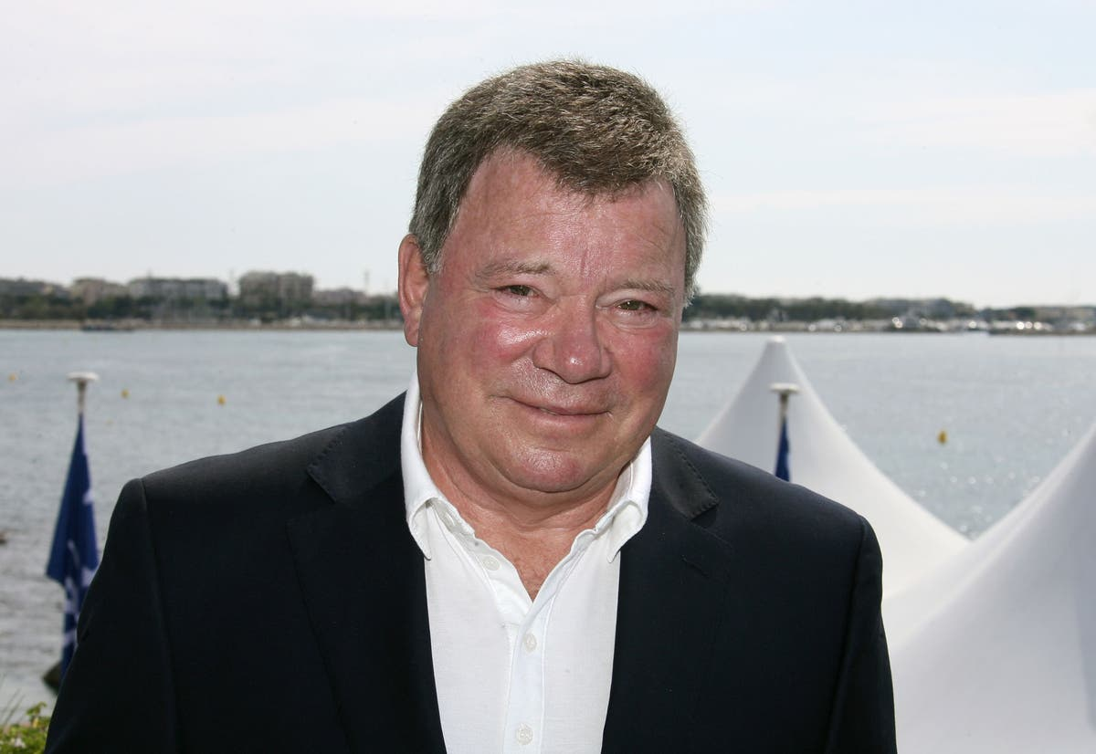 William Shatner is reportedly going to space in Jeff Bezos' civilian space rocket