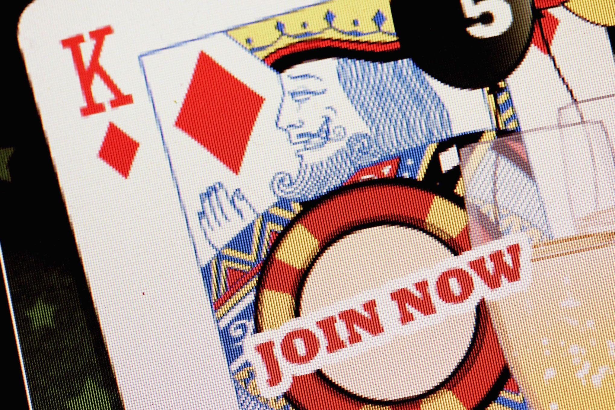 Gambling addiction stories slots