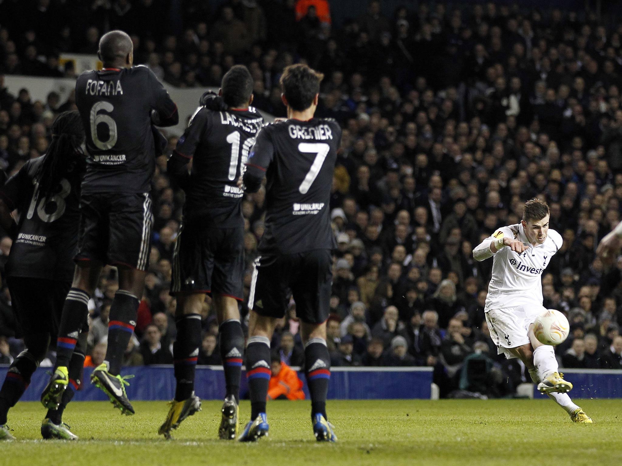 Bale Free Kick Wallpaper Ronaldo Free-kick