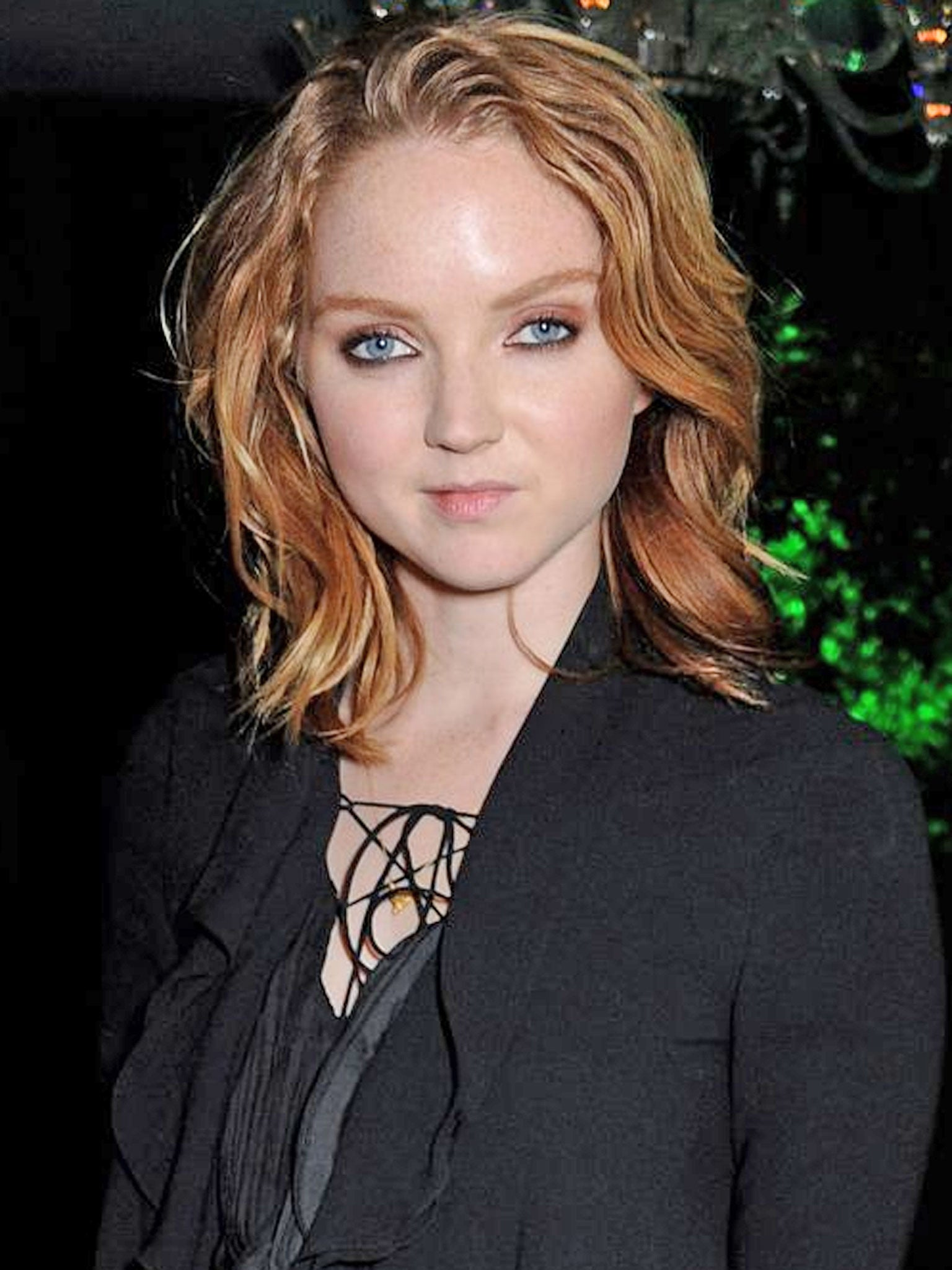 Lily Cole: 'I grew up climbing trees - I was the clambering queen!' | Features | Lifestyle | The Independent - lily-cole-fashion