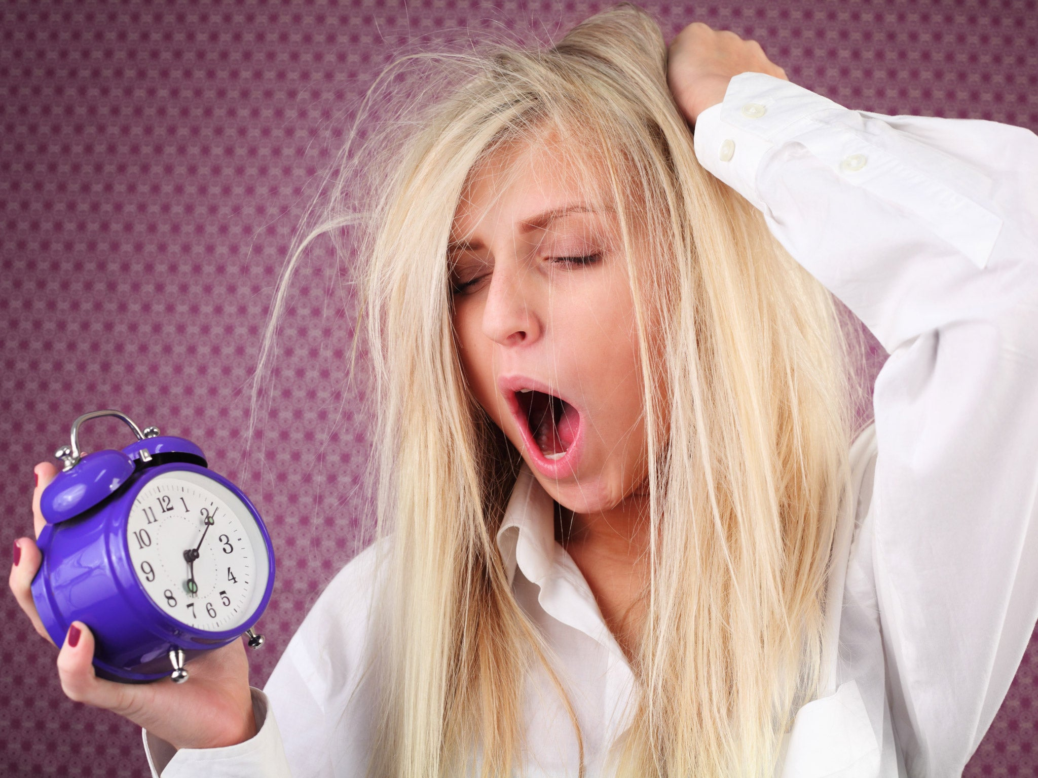 Why We Yawn When Tired Yawn Getty Creative