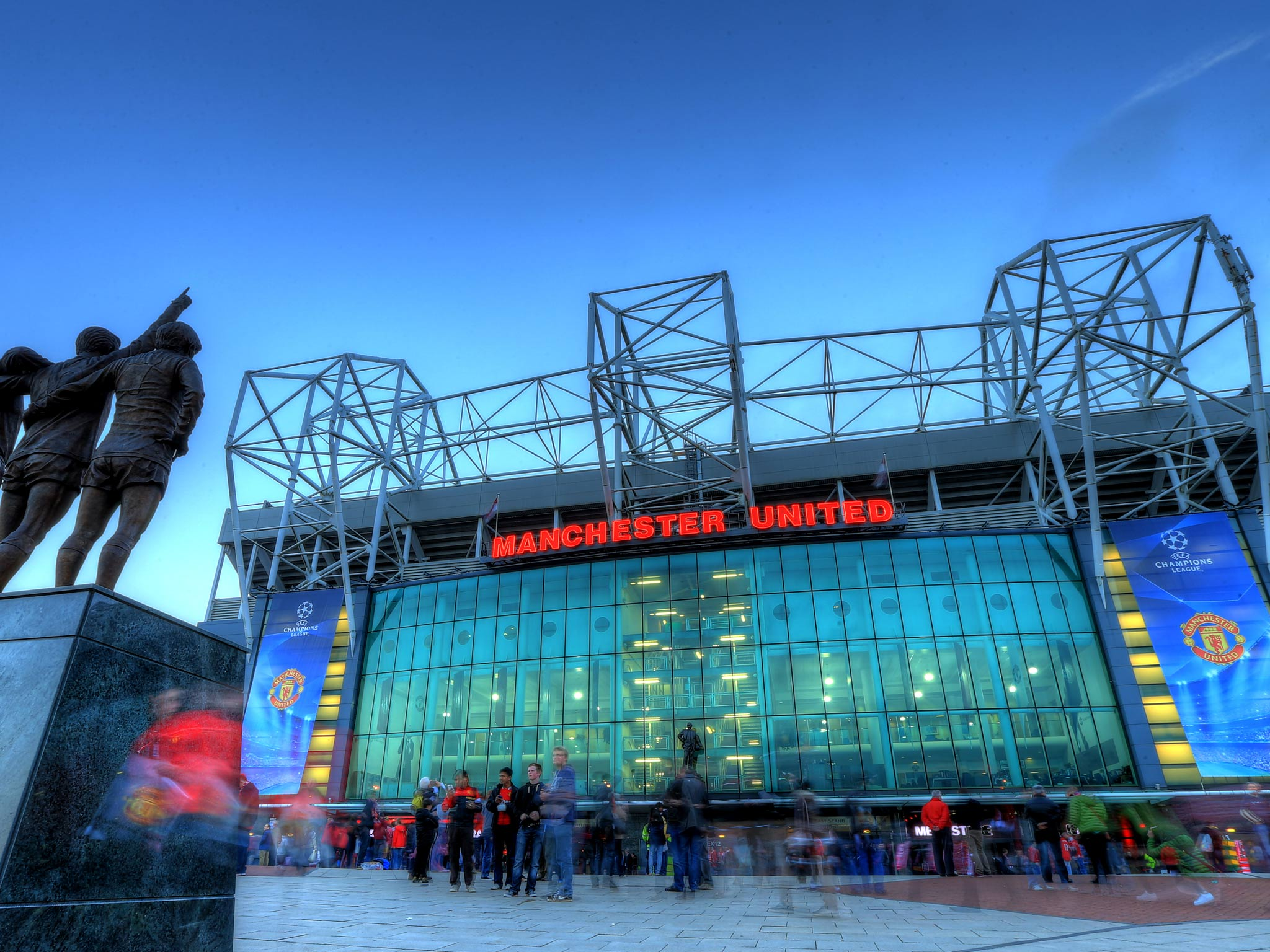 an analysis of old trafford Old trafford: another great tour - see 5,464 traveler reviews, 4,196 candid photos, and great deals for stretford, uk, at tripadvisor.