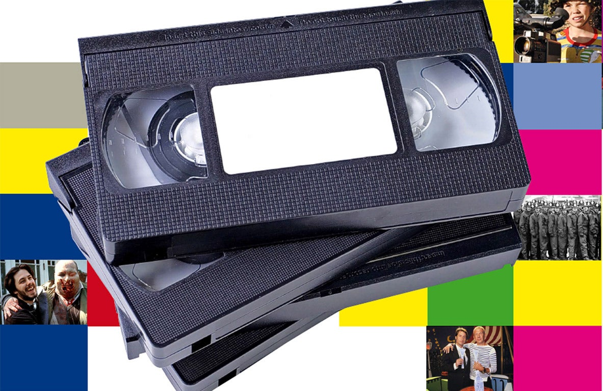 the vhs tapes now worth 1 500 the 25 most valuable to check for at home news culture. Black Bedroom Furniture Sets. Home Design Ideas