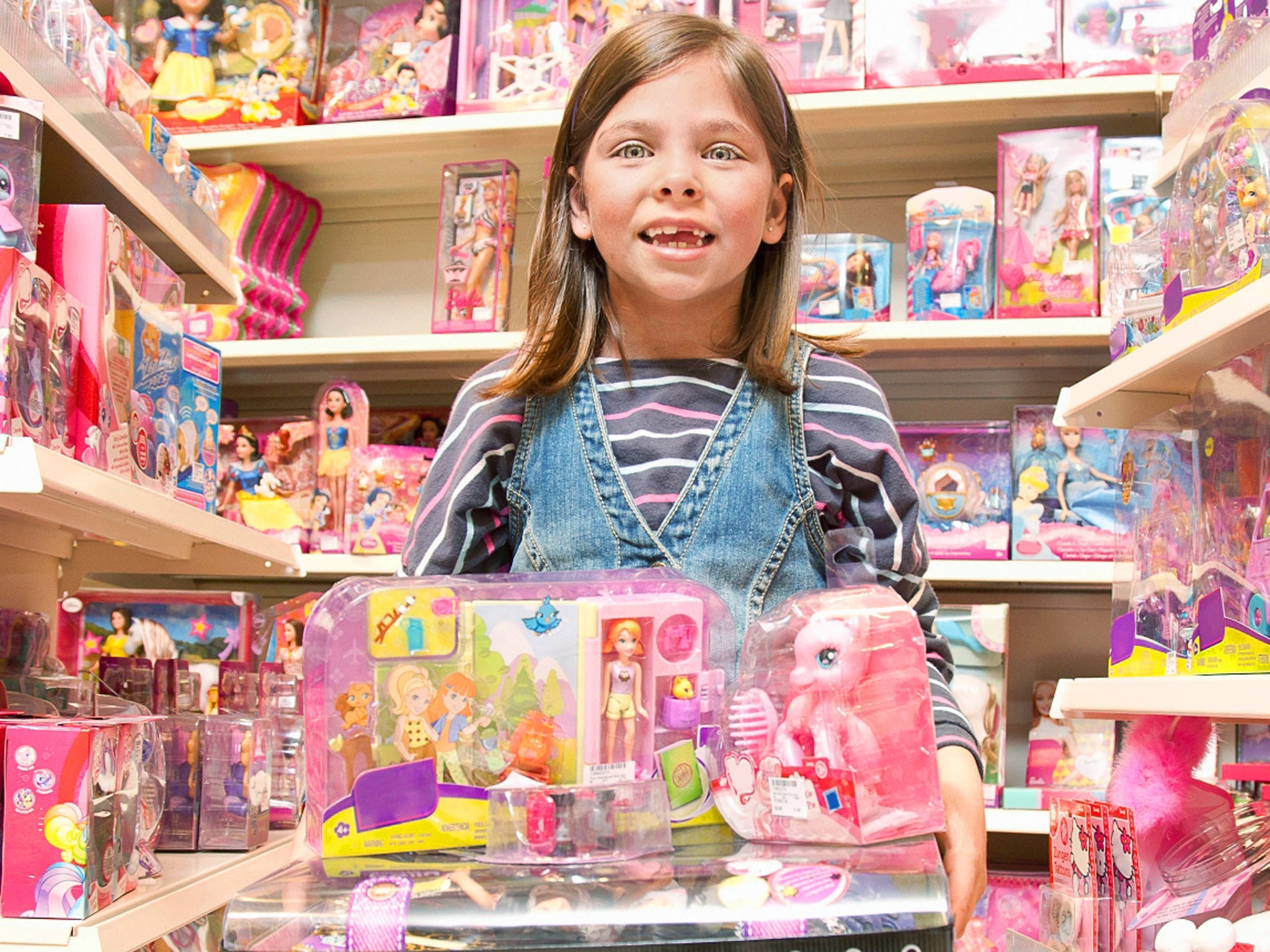 Toys For Parents : How parents are battling sexism in toy shops features