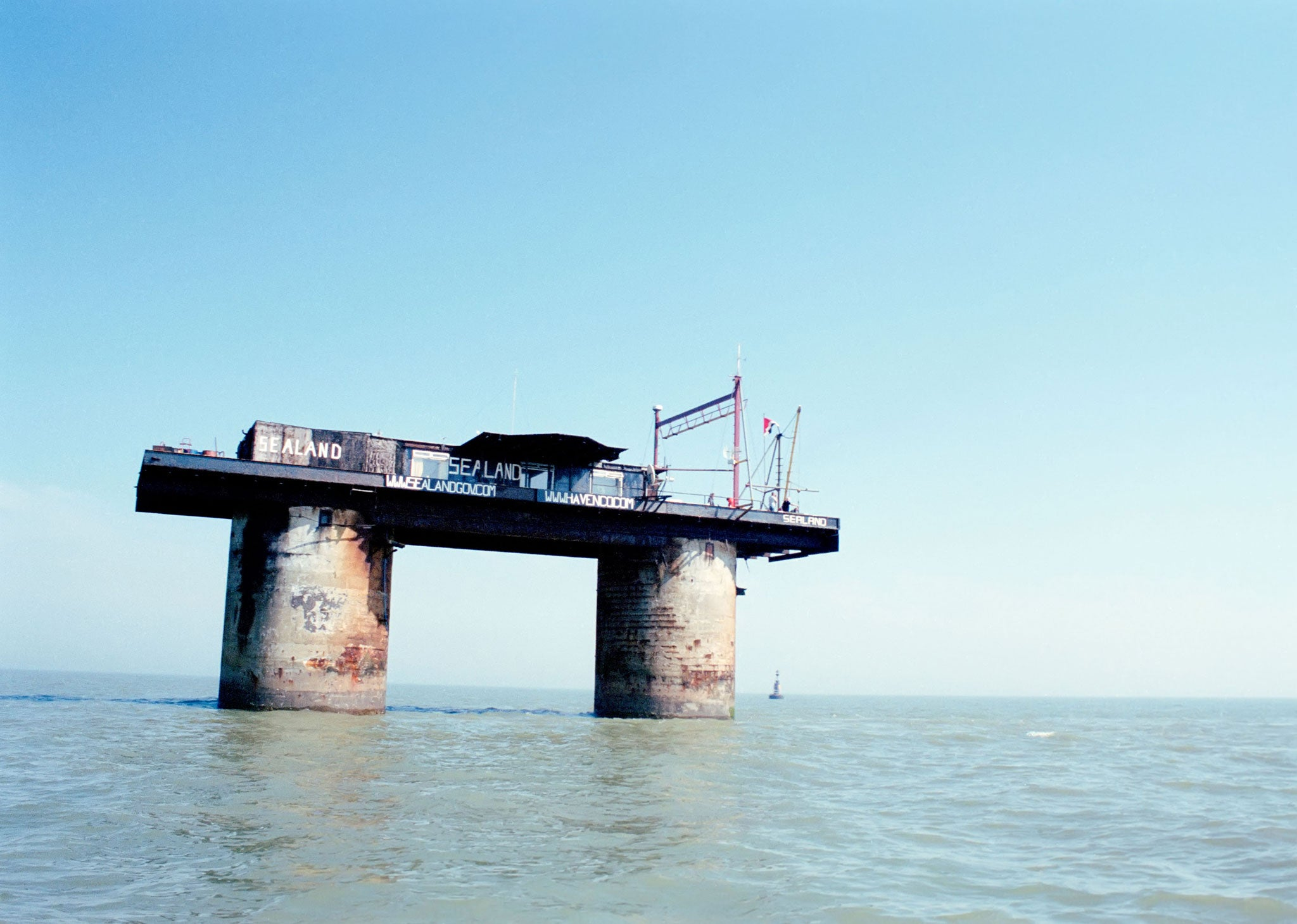 Notes from a small island is sealand an independent - Chiquitoweb com ...